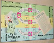 Board Game: The Beat Inflation Strategy Game