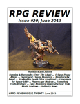 Issue: RPG Review (Issue 20 - Jun 2013)