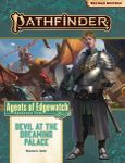 RPG Item: Pathfinder #157: Devil at the Dreaming Palace