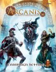 RPG Item: Arcanis: The World of Shattered Empires Campaign Setting