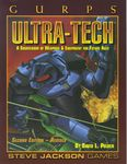 RPG Item: GURPS Ultra-Tech (Second Edition, Revised)