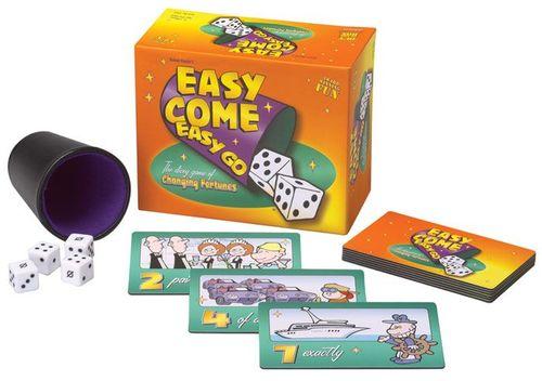 Board Game: Easy Come, Easy Go