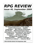 Issue: RPG Review (Issue 5 - Sep 2009)