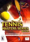 Video Game: Tennis Masters Series 2003
