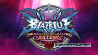 Video Game: BlazBlue: Continuum Shift Extend