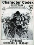 RPG Item: Character Codex
