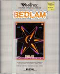 Video Game: Bedlam (Vectrex)