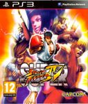 Video Game: Super Street Fighter IV
