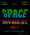 Video Game: Space Invaders Part II
