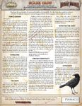 RPG Item: Scare Crow