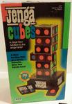 Board Game: Jenga Cubes