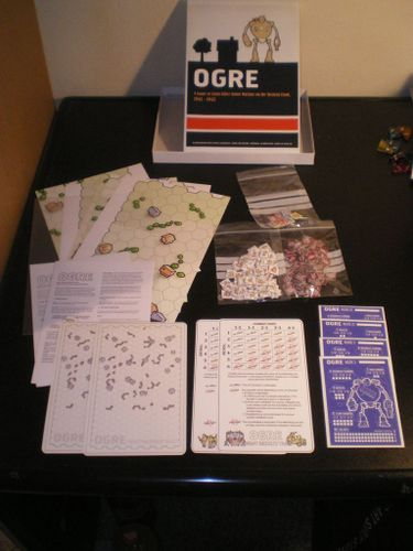 Board Game: Ogre