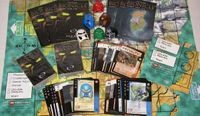 Board Game: Bionicle: Quest For The Masks CCG