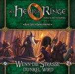 Board Game: The Lord of the Rings: The Card Game – The Road Darkens