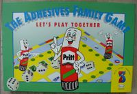 Board Game: The Adhesives Family Game