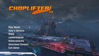 Video Game: Choplifter HD