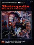 RPG Item: Metropolis Sourcebook