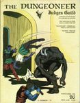 Issue: The Dungeoneer (Issue 16 - Mar/Apr 1980)