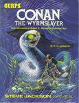 RPG Item: GURPS Conan: The Wyrmslayer