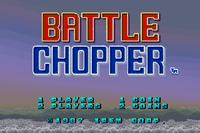 Video Game: Battle Chopper