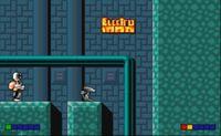 Video Game: Electro Man