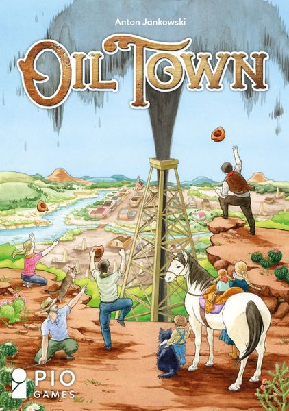 Oil Town