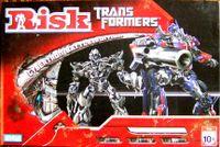 Board Game: Risk: Transformers – Cybertron Battle Edition