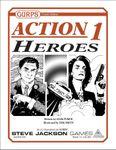 RPG Item: GURPS Action 1: Heroes
