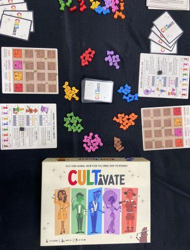 Board Game: CULTivate