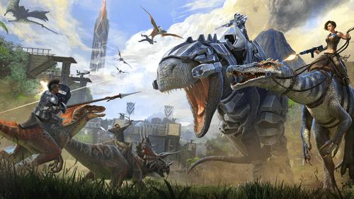 Video Game: ARK: Survival Evolved