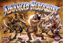 Advanced Heroquest Cover Artwork