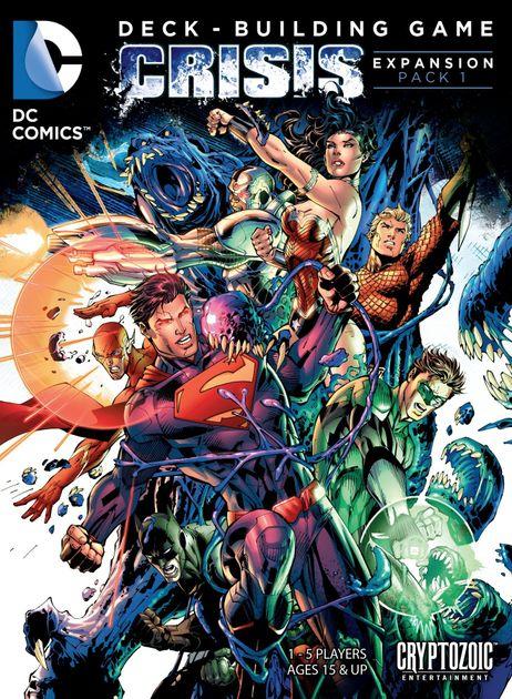 Cryptozoic DC Comics Deck-Building Game Promo Card  The Joker Super-Villain