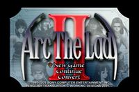 Video Game Compilation: Arc the Lad Collection