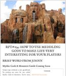 Issue: Roleplaying Tips (Issue 654)