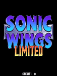 Video Game: Sonic Wings Limited