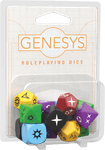 RPG Item: Genesys Roleplaying Dice Pack