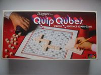 Board Game: Quip Qubes