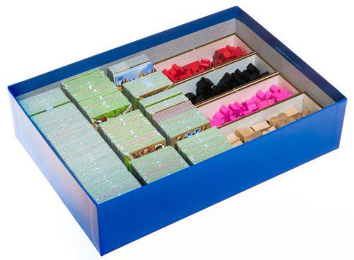 Board Game Accessory: Carcassonne: GameGuard Organizer