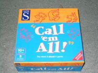 Board Game: Call 'em All!
