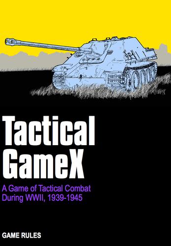 Board Game: Tactical GameX