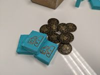 Board Game Accessory: Oath: Chronicles of Empire and Exile – Deluxe Component Set