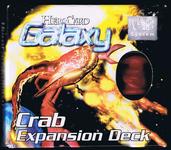 Board Game: HeroCard Galaxy Crab Expansion Deck