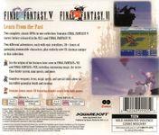 Video Game Compilation: Final Fantasy Anthology