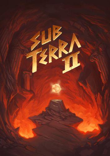 Board Game: Sub Terra II: Inferno's Edge
