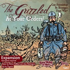 At Your Orders: The Grizzled -  Cool Mini Or Not