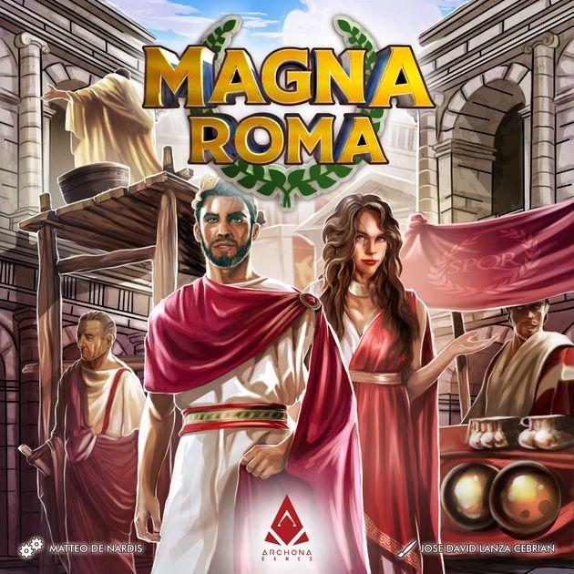 Magna Roma   Board Game   BoardGameGeek