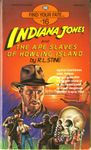 RPG Item: Find Your Fate #16: Indiana Jones and the Ape Slaves of Howling Island