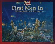 Board Game: Conflict of Heroes: First Men In – Normandy 1944