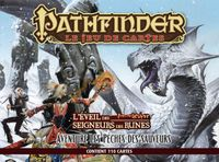 Board Game: Pathfinder Adventure Card Game: Rise of the Runelords – Adventure Deck 5: Sins of the Saviors
