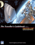RPG Item: The Traveller's Guidebook for Players